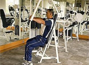 Novotel Hotel - Palembang, Fitness Center