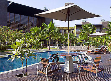 Novotel Hotel - Palembang, Swimming Pool