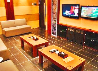 Aston Jayapura HOtel & Convetion Center - Papua, Karaoke Room