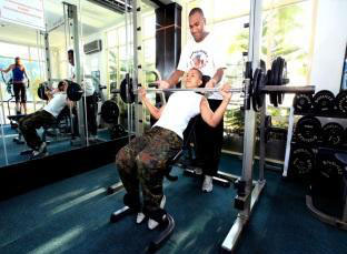 Swiss Belhotel - Papua, Fitness Center