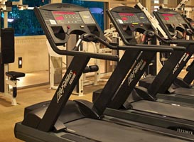 Dyan Graha Hotel - Pekanbaru, Fitness Center