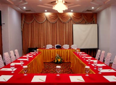 Dyan Graha Hotel - Pekanbaru, Metting Room