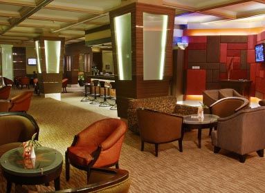 Pangeran Hotel - Pekanbaru, Executive Lounge