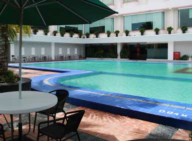 Pangeran Hotel - Pekanbaru, Swimming Pool