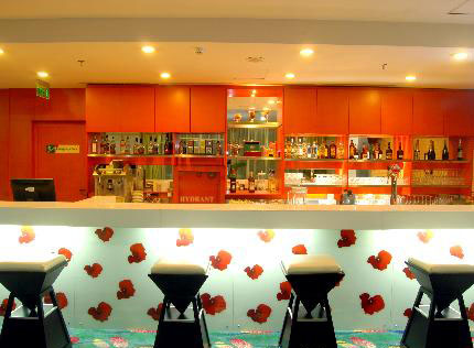 Ibis Hotel Simpanglima - Semarang, Bar and Lounge