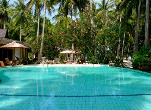 Kura Kura Resort - Semarang, Swimming Pool