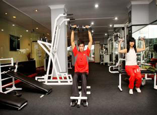 Pandanaran Hotel - Semarang, Fitness Center