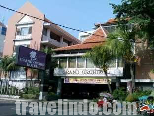 Grand Orchid Hotel - Solo, Hotel Exterior