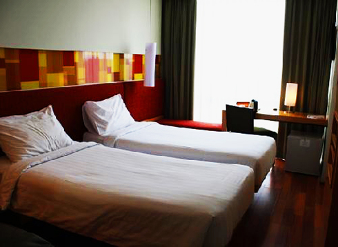 Ibis Hotel - Solo, Guest Room