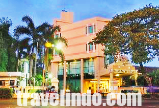 Indah Palace Hotel - Solo, Hotel Exterior