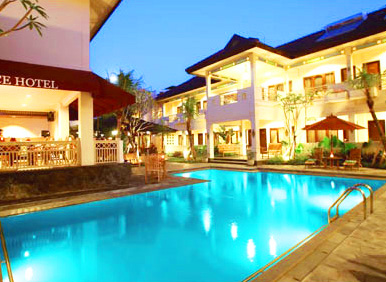 Indah Palace Hotel - Solo, Swimming Pool