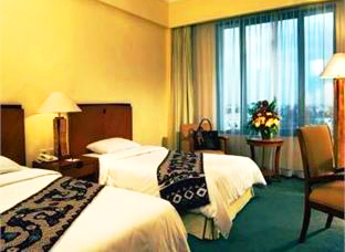 Novotel Hotel - Solo, Guest Room
