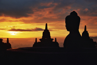 Indonesia Travel - Borobudur Sunrise tour package