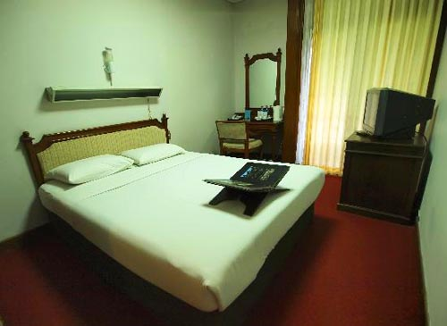 Manohara Hotel Magelang - Double Bed Room