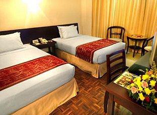 Swiss-Behotel Borneo - Samarinda, Deluxe Room - Double Single Bed