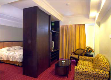 Quality Hotel Gorontalo - Sulawesi, Junior Suite Room