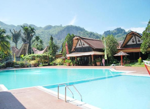Toraja Misiliana Hotel - Central Sulawesi, Swimming Pool